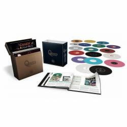 Vinyl / LP box Queen - Studio Collection, 18 farebných LP, limitovaná edícia