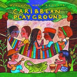 CD Caribbean Playground, Putumayo World Music, 2017