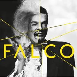 Vinyl Falco – Falco 60, Ariola, 2017, 2LP, Žltý vinyl