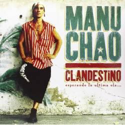 Vinyl/CD Manu Chao - Clandestino, Because, 2013, LP + CD